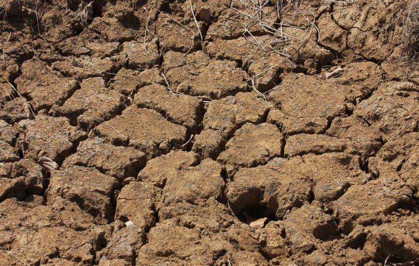 Drought length, intensity and timing in Southern France