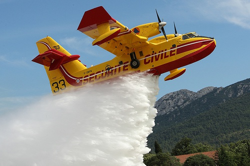 Forest fire regime changes in Spain