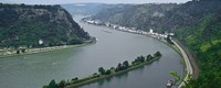 Navigation conditions on the Rhine-Main-Danube corridor under climate change