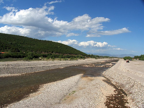 Impact of climate change on the water resources of Greece
