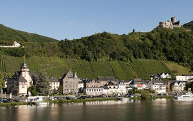 Viticulture in the Upper Moselle region
