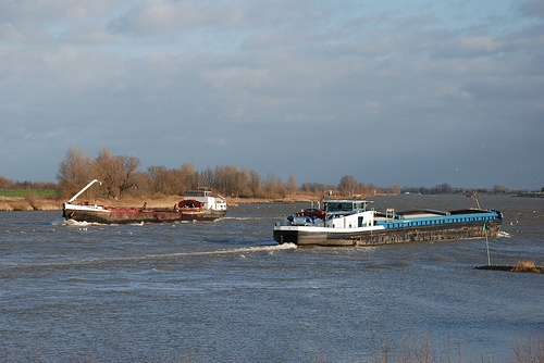 Consequences for inland waterway transport in Europe
