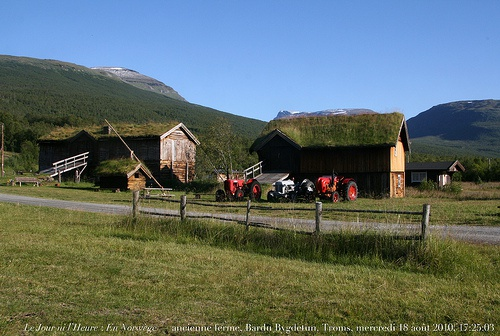 Climate change impacts on agriculture in Northern Norway and potential strategies for adaptation