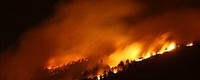 Climate change impacts on wildfires in Spain