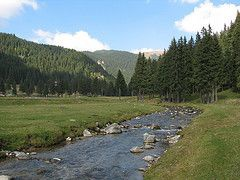 Climate change impact on river discharge in Eastern Romania