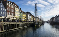Copenhagen pluvial and coastal flood risk now and in the future