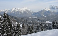Timber production and forest protection against avalanches, rock fall and landslides in Austria under climate change
