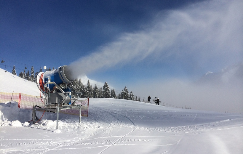 Is this year's warm start of the Alpine ski season a sign of things to come?