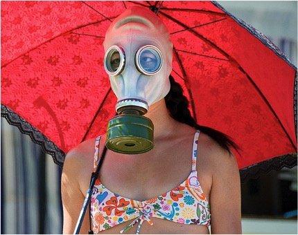 Ozone and fine particulate matter: major killers
