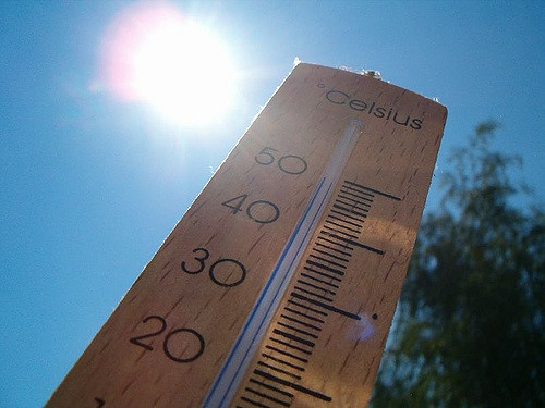 Longread - Heat waves: the number one natural hazard