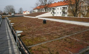 Urban adaptation to climate change in Europe