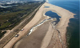Sand Motor: Mother Nature helps the Dutch to protect their coast
