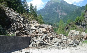 More intense rainfall will trigger more landslides in Italy
