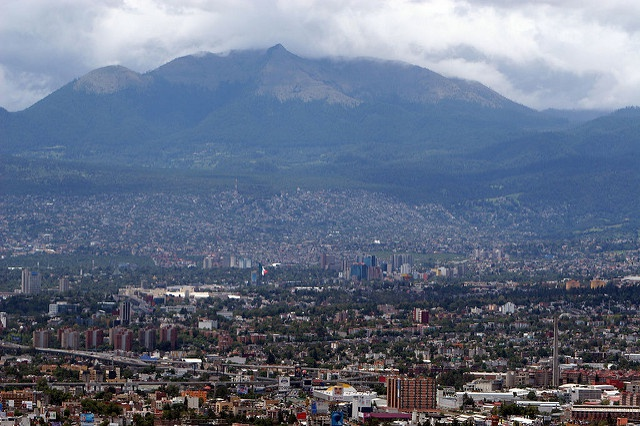 Improving Mexico City's resilience to current water issues and climate change