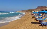Cretan beaches (Greece) highly vulnerable to sea level rise