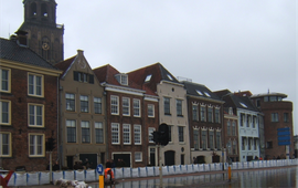 How to protect our cultural heritage from flooding? Experience in the Netherlands