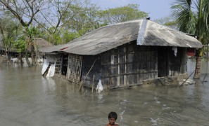 A dollar of flood damage hits poor and vulnerable people hardest