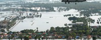 Strong increase global river flood risk may trigger large-scale crises