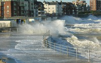 Extreme sea levels on the rise along Europe's coasts