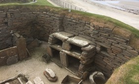 Can we protect Scotland's archaeological assets along its dynamic coast?