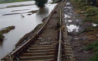Europe's infrastructure more often damaged by heavy precipitation