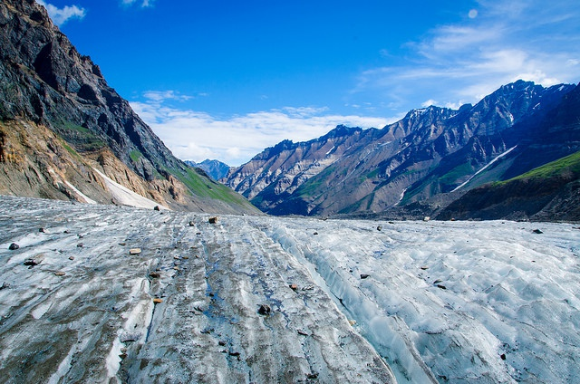 At least one-third of Asian glaciers will disappear