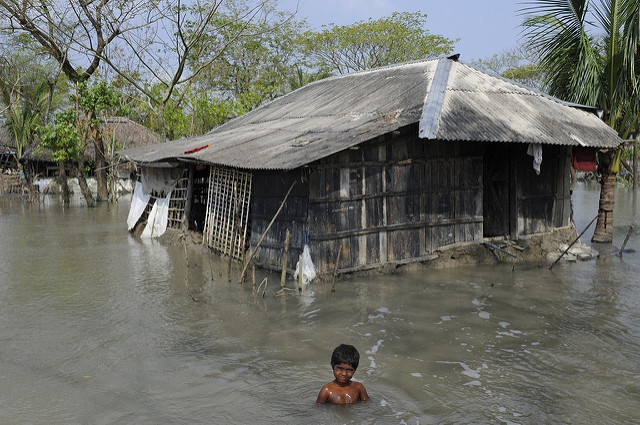 When sea level rise accelerates, inland migration may not be that easy -  Climatechangepost.com