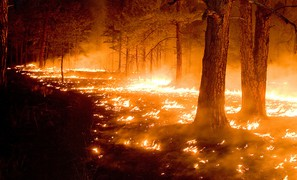 Changing drought conditions are linked to extreme wildfire events in the northern Mediterranean