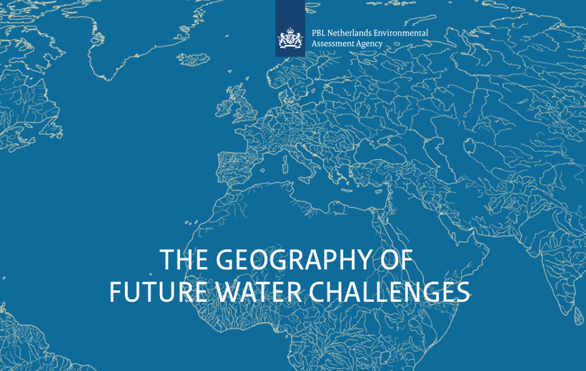 New: The geography of future water challenges online in infographics!