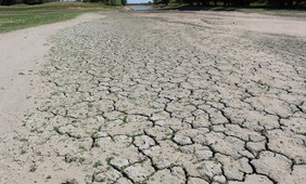 Man-made climate change has increased droughts for already 100 years