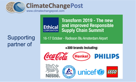 Partnership ClimateChangePost and Ethical Corporation