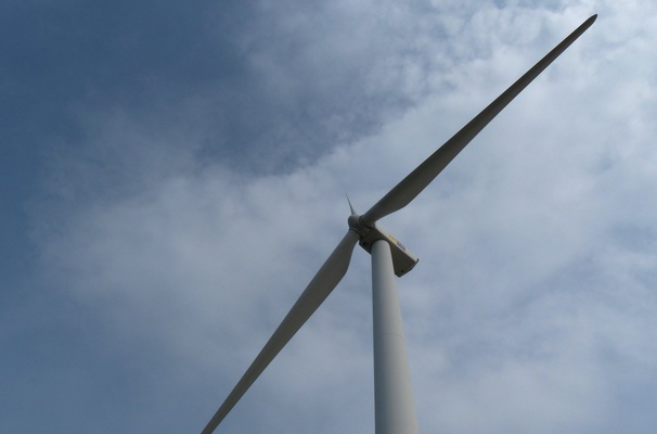 The Netherlands is building the world's largest wind turbine