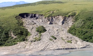Observed loss of carbon in thawing Alaskan permafrost faster than previously thought
