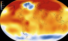 The pace of smashing extreme temperature records is increasing