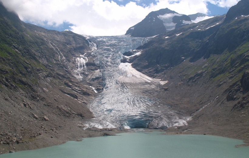 The loss of glaciers creates opportunities for water storage and hydropower